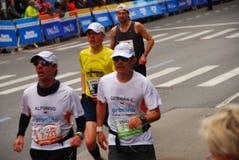 NYC Marathon 2013 Stock Photo