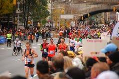 NYC Marathon 2013 Stock Image