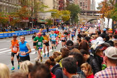 NYC Marathon 2013 Royalty Free Stock Image