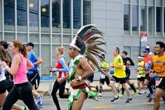 2013 NYC Marathon Stock Image