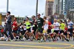 2013 NYC Marathon Stock Photos