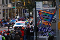 2014 NYC Marathon Womens Leader Pack Royalty Free Stock Photos