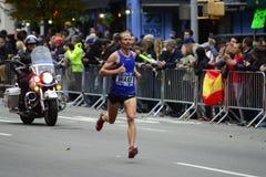 2017 NYC maraton - Jared oddziału mężczyzna elita zdjęcia stock