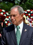NYC: Mayor Michael Bloomberg Stock Photos