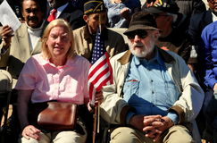 NYC: 2013 Memorial Day Ceremonies Stock Photography