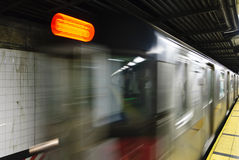 nyc metro Zdjęcie Royalty Free