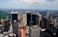 NYC: Midtown Manhattan Skyline Stock Photos