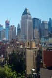 NYC Midtown Towers Stock Photos