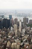 NYC midtown Royalty Free Stock Photography
