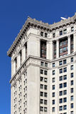 The NYC Municipal City Hall Building, center of city operations Royalty Free Stock Photo