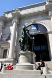 NYC: Museo americano di nazionale. Storia Immagini Stock Libere da Diritti