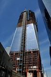 NYC: One World Trade Center Tower Royalty Free Stock Photos
