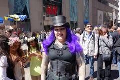 2014 NYC Pasen Parade 12 Stock Afbeelding