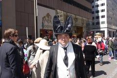 2014 NYC Pasen Parade 14 Royalty-vrije Stock Fotografie