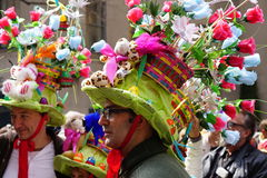 2015 NYC Pasen Parade 126 Stock Foto