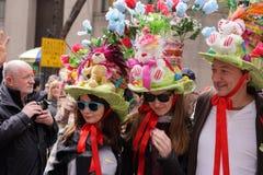 2015 NYC Pasen Parade 125 Stock Fotografie
