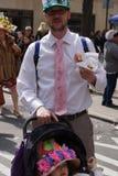 2015 NYC Pasen Parade 109 Stock Afbeelding