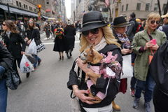 2015 NYC Pasen Parade 104 Royalty-vrije Stock Afbeelding