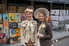 2015 NYC Pasen Parade 102 Royalty-vrije Stock Afbeeldingen