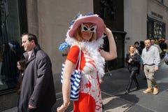 2015 NYC Pasen Parade 91 Royalty-vrije Stock Foto's