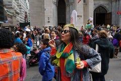 2015 NYC Pasen Parade 83 Stock Afbeeldingen