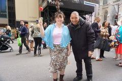 2015 NYC Pasen Parade & Bonnetfestival 77 Royalty-vrije Stock Fotografie