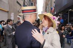 2015 NYC Pasen Parade & Bonnetfestival 62 Stock Foto