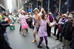 2015 NYC Pasen Parade & Bonnetfestival 2 Stock Afbeelding