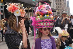 2015 NYC Pasen Parade & Bonnetfestival 26 Royalty-vrije Stock Afbeelding