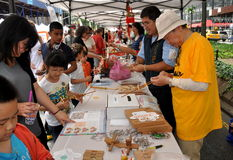 NYC: Passport to Taiwan Festival Stock Photos