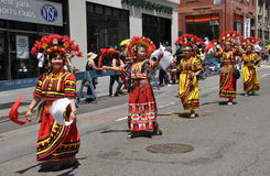 NYC: Philippines Independence Day Parade Royalty Free Stock Image