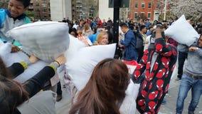 2016 NYC poduszki walki dnia część 3 63 Zdjęcie Stock