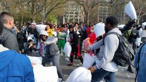 2016 NYC poduszki walki dnia część 3 97 Fotografia Stock