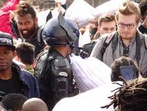 2016 NYC poduszki walki dzień 65 Fotografia Royalty Free