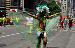 NYC: 2014 Pride Parade gay Fotografia Stock