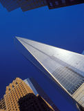 NYC - recherchant Photo stock