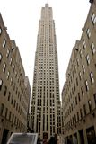 NYC,Rockfeller Center Royalty Free Stock Images