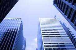 Nyc'S Tall Buildings Stock Photos