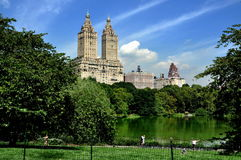 NYC: San Remo Luxury Apartments Royalty Free Stock Photos