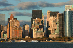 NYC Skyline Stockfoto