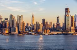 Free NYC Skyline In The Day Time Royalty Free Stock Photos - 113268808