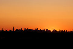 NYC Skyline Stock Photography
