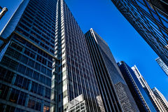 NYC skyscraper Stock Images