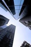 NYC Skyscrapers Stock Photo