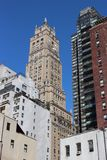 NYC SKyScrapers Stock Image