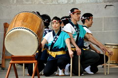 NYC: Soh Daiko at Japan Day Festival Royalty Free Stock Photography