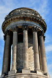 NYC: Soldiers & Sailors Monument in Riverside Park Royalty Free Stock Photography