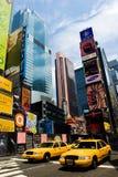 nyc square times στοκ εικόνες