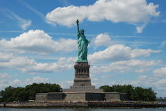NYC:  The Statue of Liberty Royalty Free Stock Photography