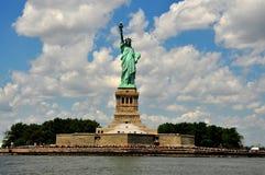 NYC: Statyn av frihet Royaltyfri Fotografi